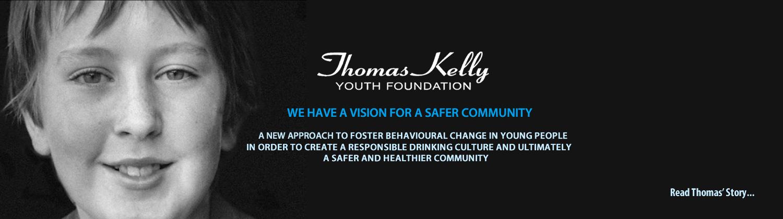 Thomas Kelly Youth Foundation - Thomas' Story