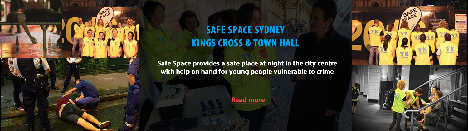 Thomas Kelly Youth Foundation - Sydney Safe Space